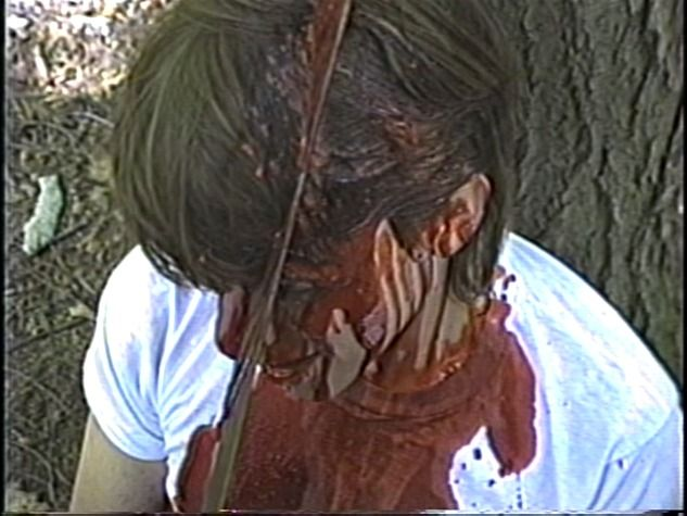 Picture From Cannibal Campout Film Campout Image Horror Movies