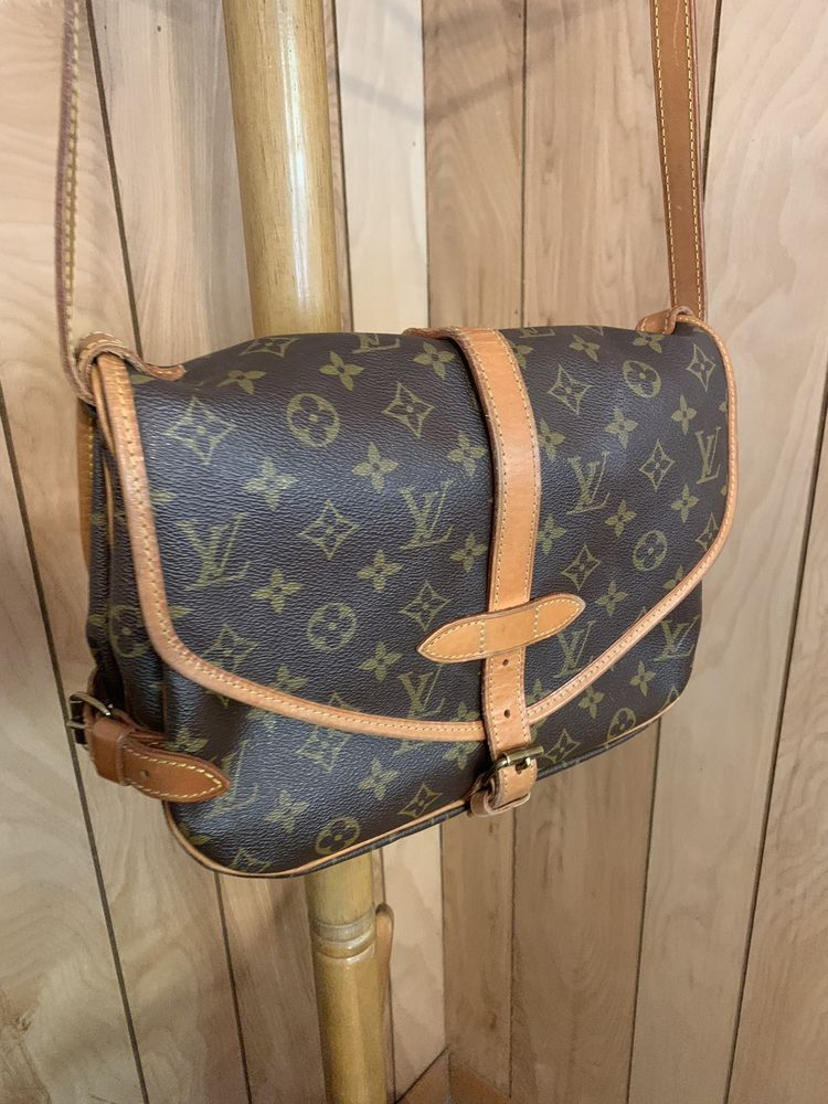 922744c136d Authentic Louis Vuitton Saddle Bag - Gentle Used  fashion  clothing  shoes   accessories  womensbagshandbags (ebay link)