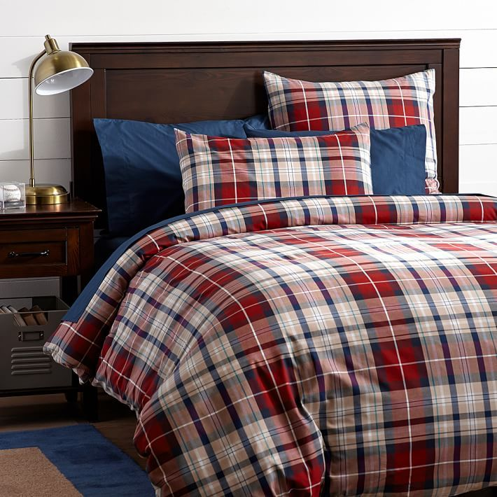 Give Your Sleep Space A Little Plaid Itude Adjustment With Our Preppy Duvet  Cover And Sham, Rendered In A Mix Of Colors That Match Easily With Other  Bedding ... Amazing Pictures