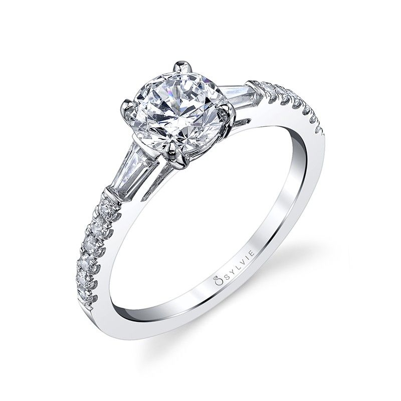 to rings deco white engagement the solitaire stylish vintage gold with throughout diamond ring house art regard