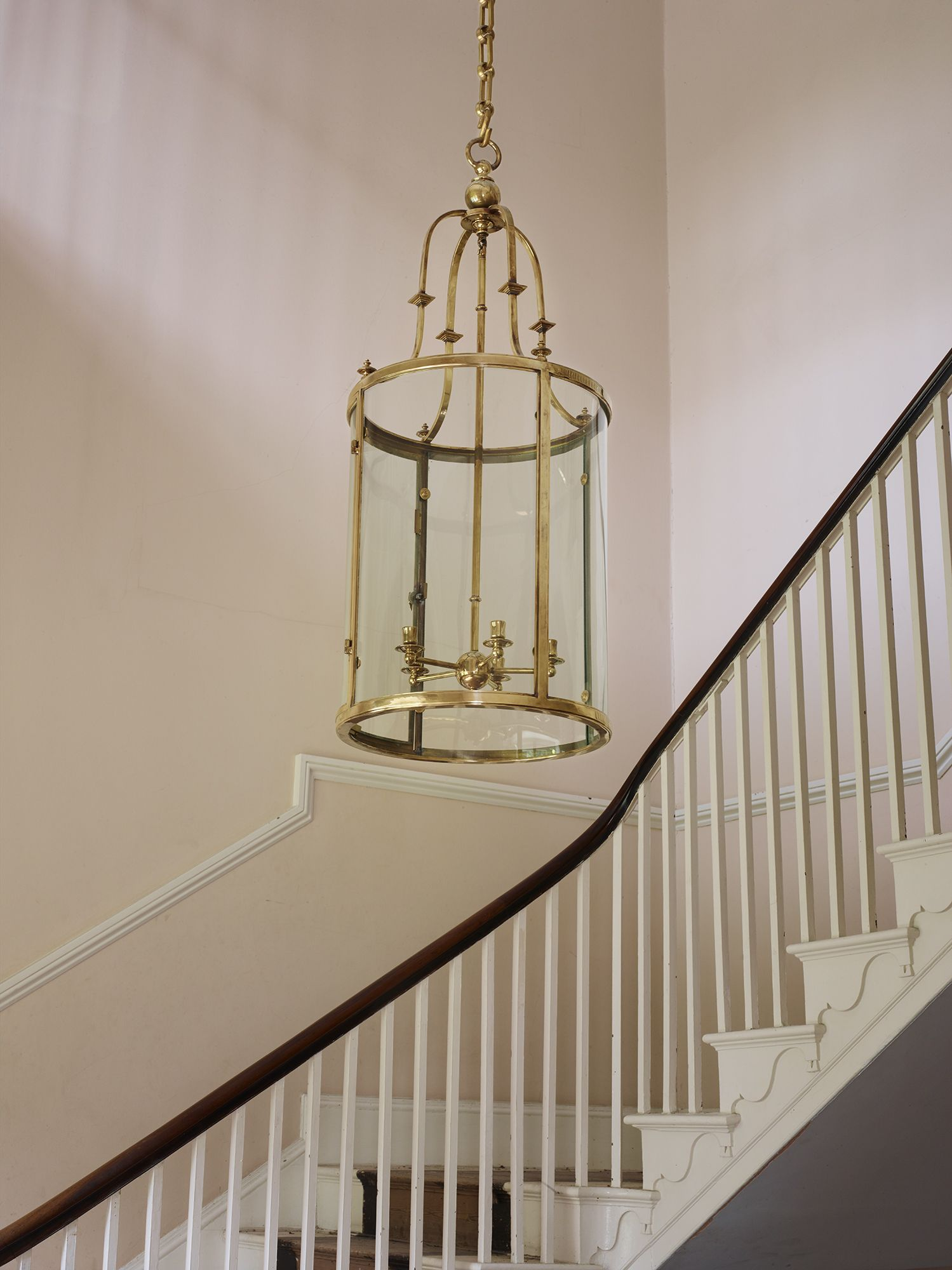 The Attingham Hanging Lantern Is One Of Our Largest Lanterns In