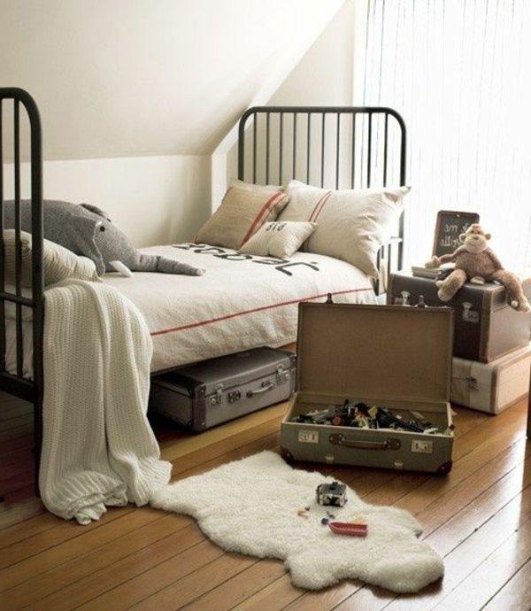Lit En Fer Forge Pour Votre Chambre De Reve Chambre Moderne