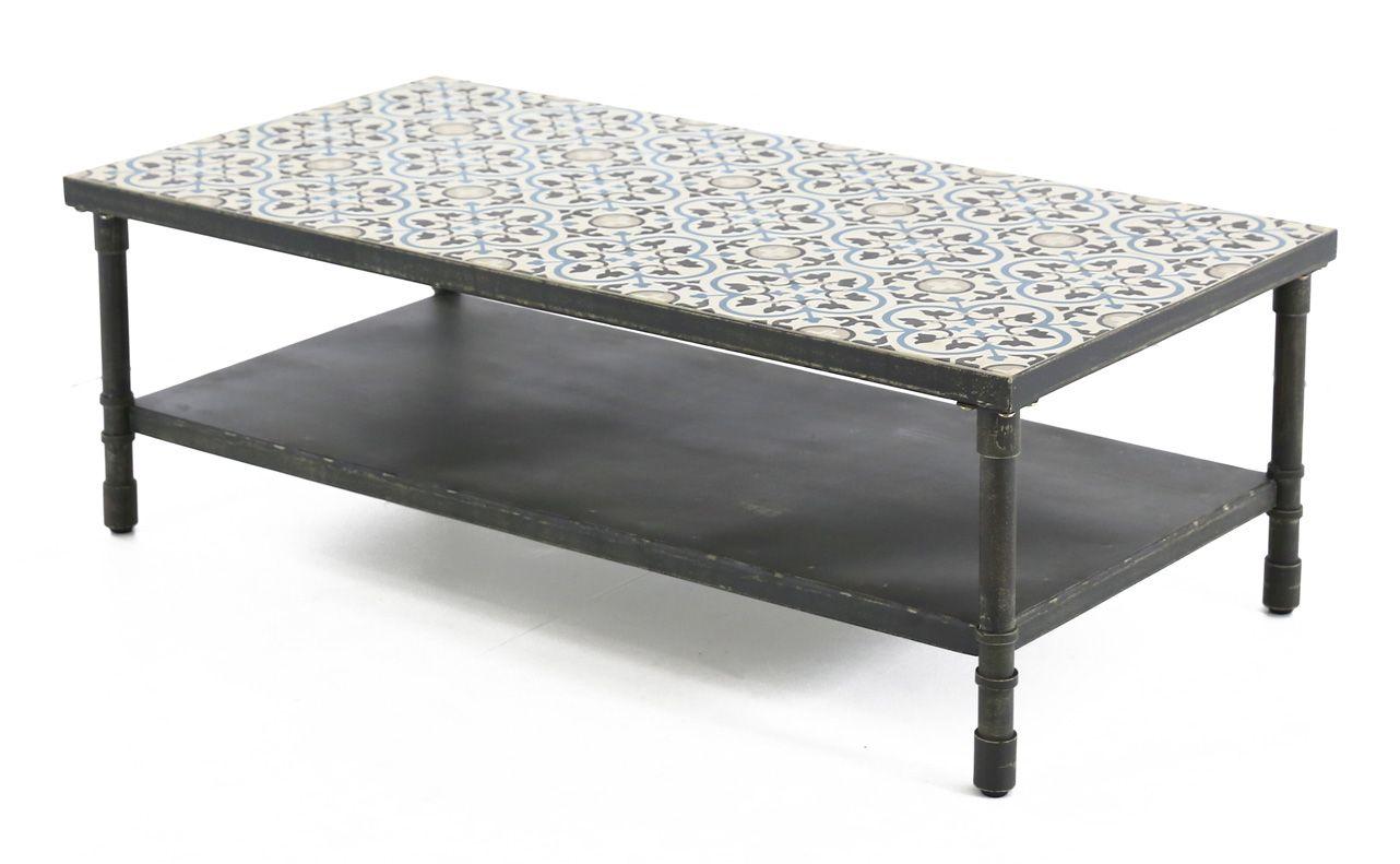 Table Basse Grand Salon table basse rectangulaire trendy 120 cm sur en 2020 | table