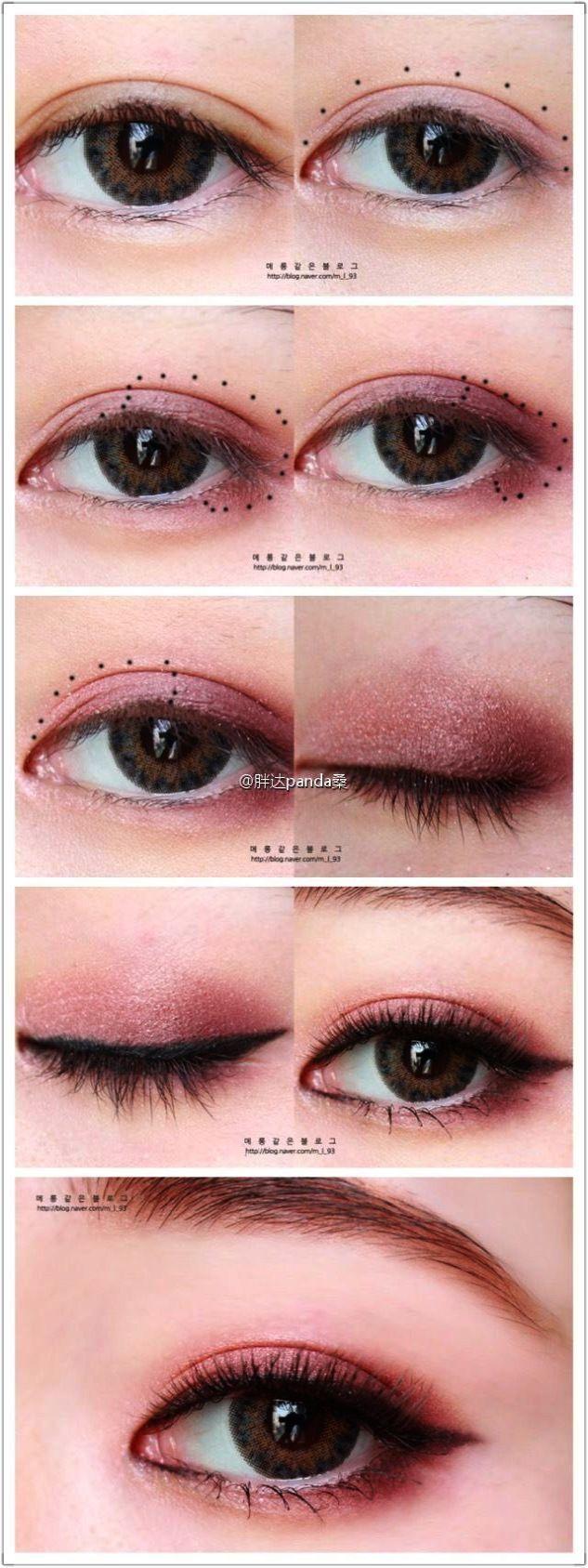 Smokey Eye Look Images Eye Makeup For Over 60 Eye Makeup
