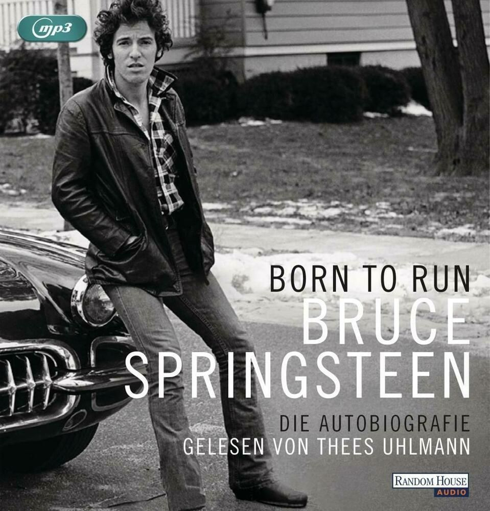 Born to Run Die Autobiografie Bruce Springsteen MP3 3