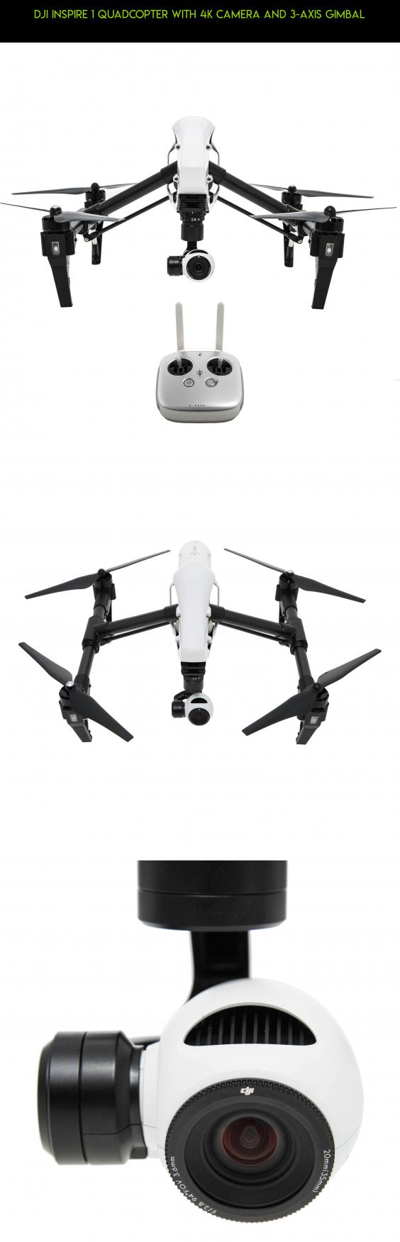 Dji Inspire 1 Quadcopter With 4k Camera And 3 Axis Gimbal Pro Zenmuse X5 Professional Shopping