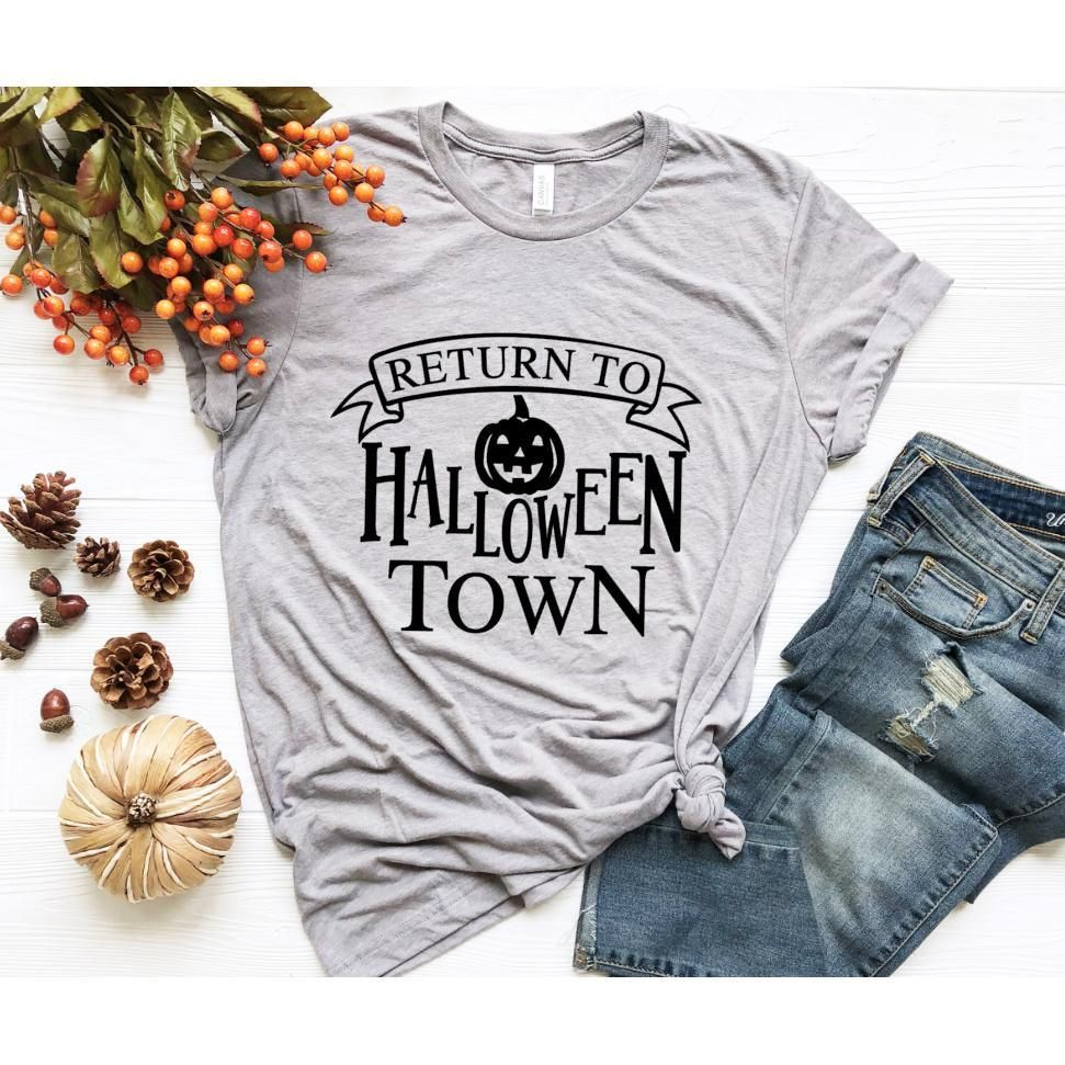 Return to Halloween Town whether its the movie