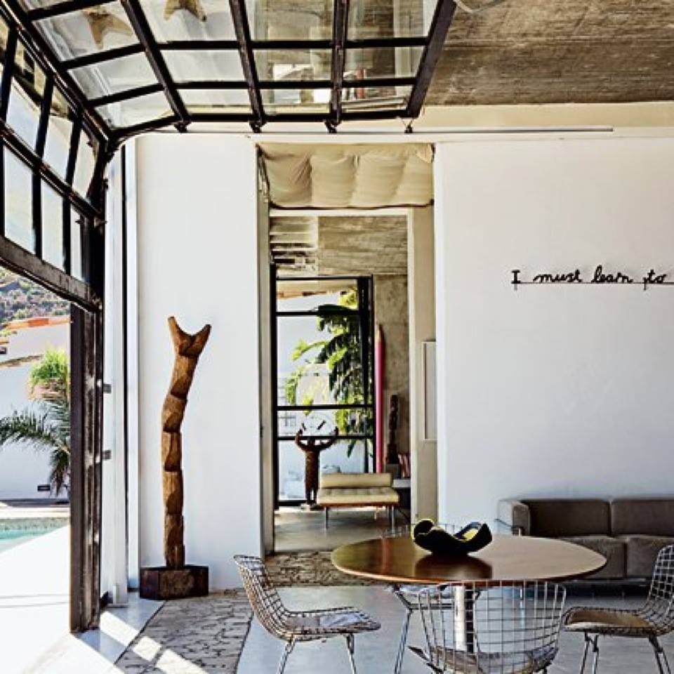 Love the idea of a transparent garage door opening dream house love the idea of a transparent garage door opening rubansaba