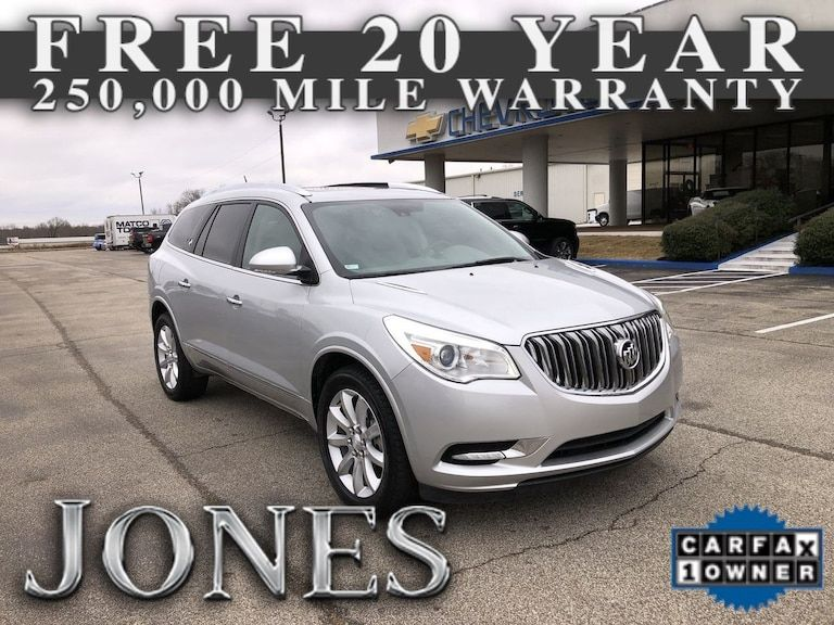 Used 2017 Buick Enclave For Sale At Jones Motor Company Vin 5gakrckd6hj170371 Buick Enclave Buick Motor Company