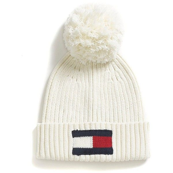 Tommy Hilfiger Big Flag Hat ( 27) ❤ liked on Polyvore featuring accessories 6dc6c9cacee9