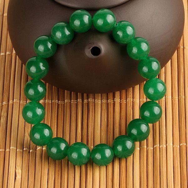 Stretch beaded lucky opal/natural Stone bracelets