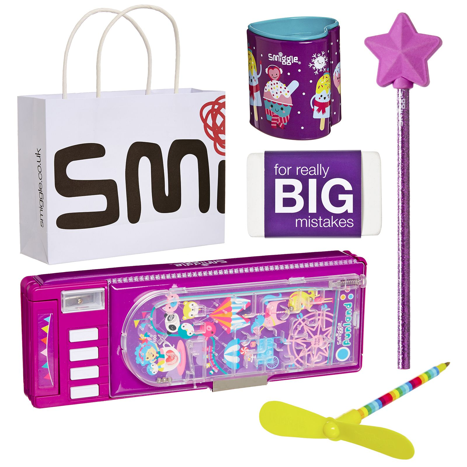 Image for Pop N Wand Party Bag from Smiggle UK  1fe9462ab4e05