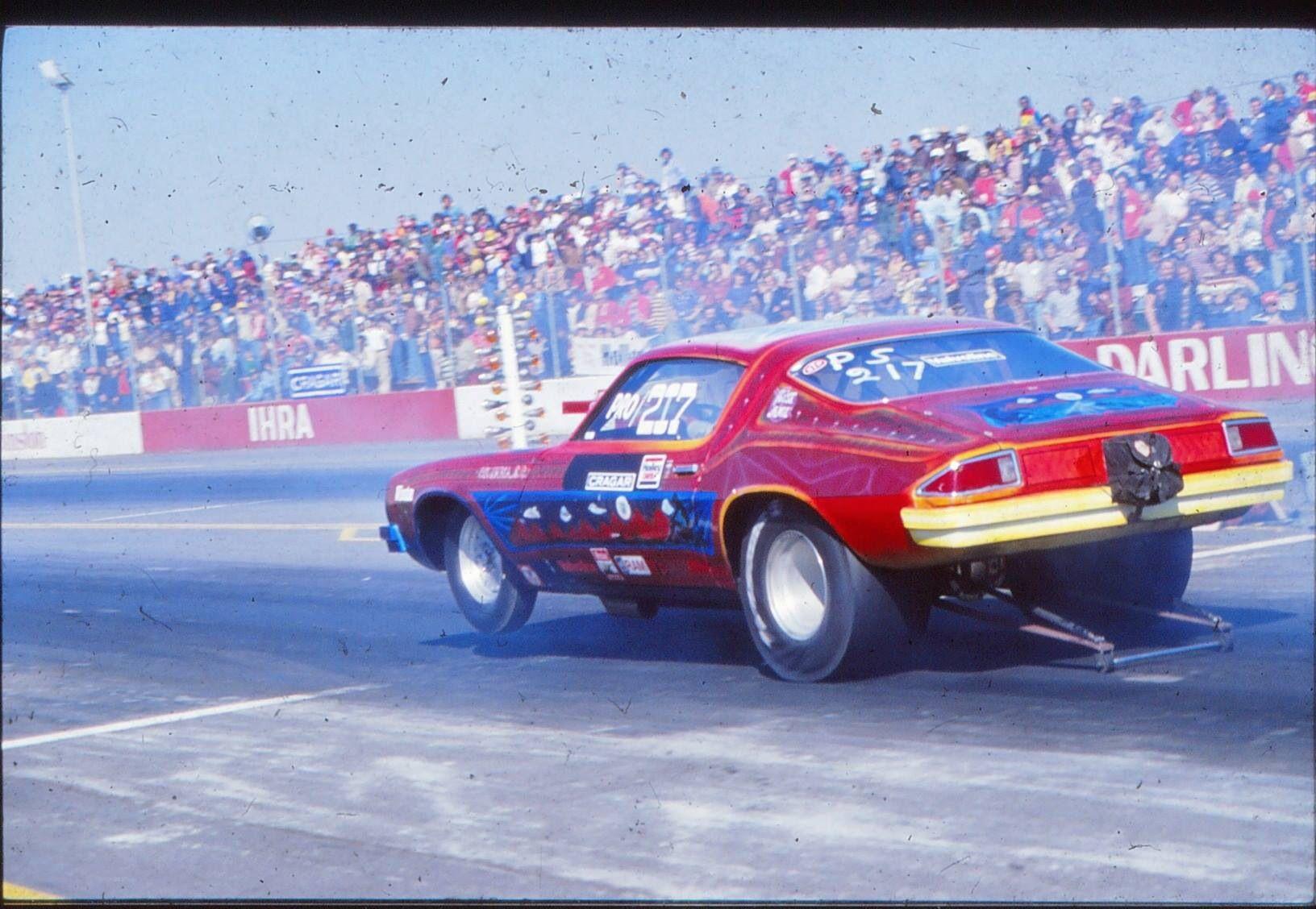 Vintage Drag Racing - Pro Stock - Camaro | Vintage Drag Racing ...