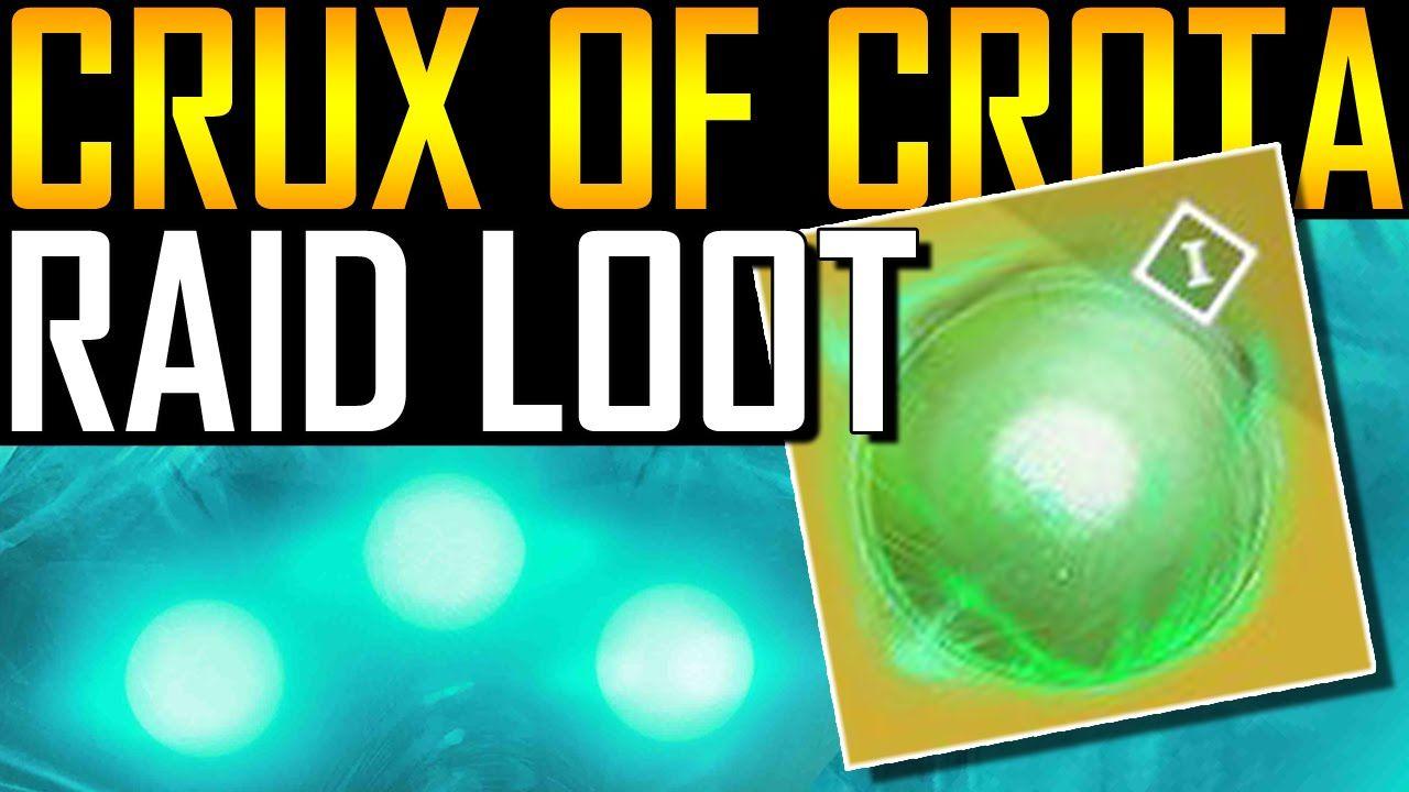 Destiny - I Got Crux Of Crota!