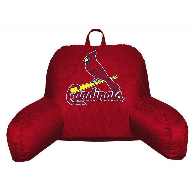 St. Louis Cardinals Bed Rest Back Support Pillow