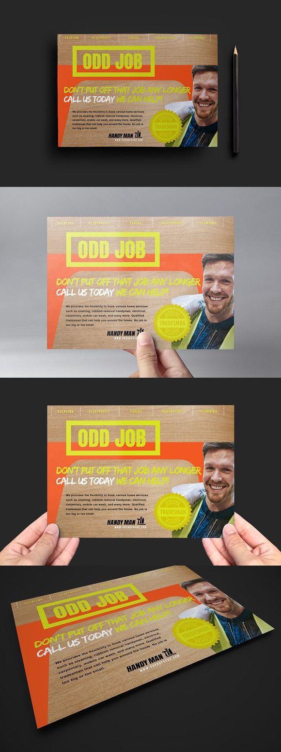 handyman flyer template flyer templates flyer templates