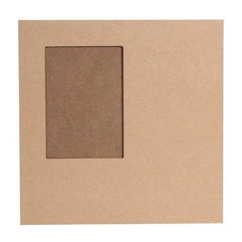 Bulk Buy: Darice DIY Crafts Memory Frame 5 x 7 Photo Opening, Square ...