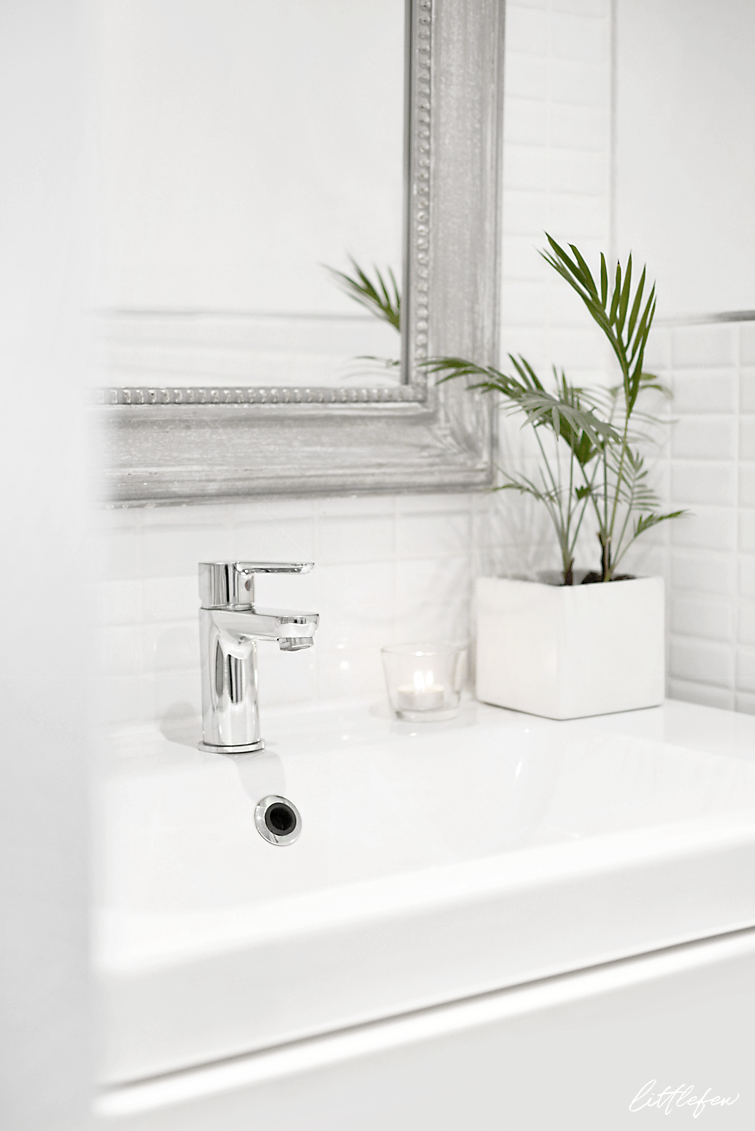 Ikea Cestas Baño A Minimal White Bathroom Bath Pinterest Bathroom White
