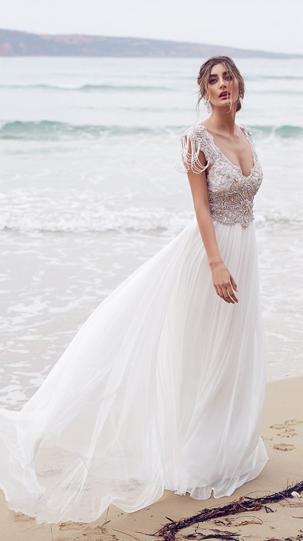 bohemian wedding dress - Google\'da Ara | gelinlik | Pinterest