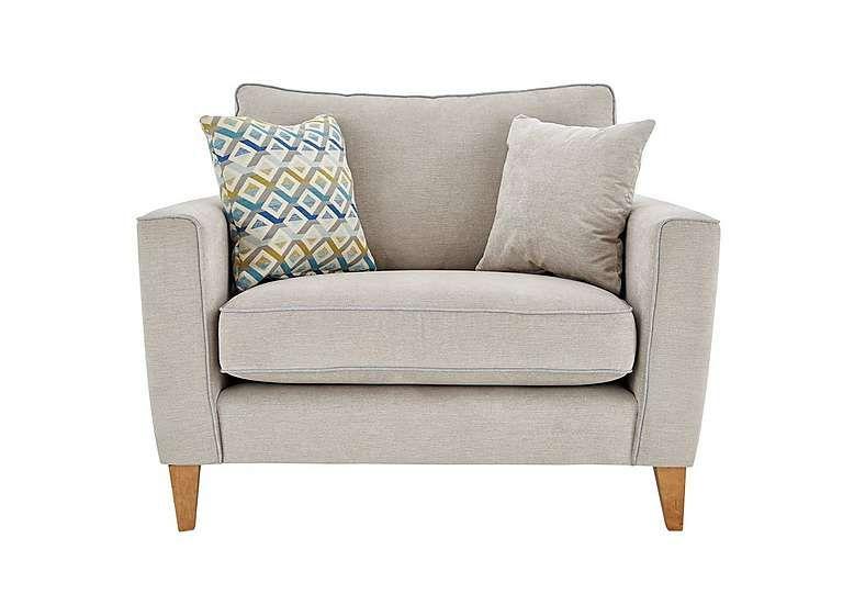 Copenhagen Fabric Snuggler Armchair   Furniture village ...