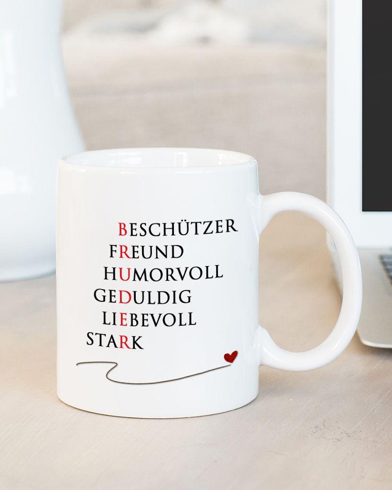Kaffeetasse Mit Spruch Bruder Geschenk Fur Bruder