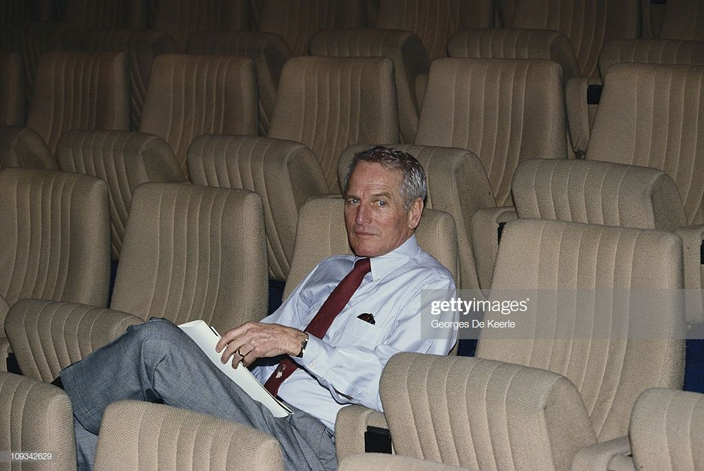 American actor Paul Newman , UK, 30th January 1987