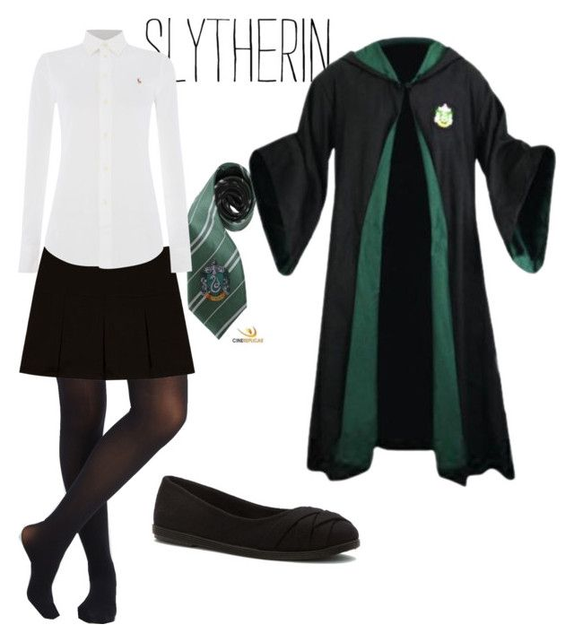 Girl Polyvore ClassMy Outfits Slytherin Finds Outfit In XPkZiu