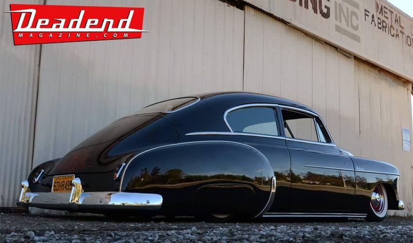 1950 Chevy Fleetline 2dr 1949 Low Custom Lowrider Cars