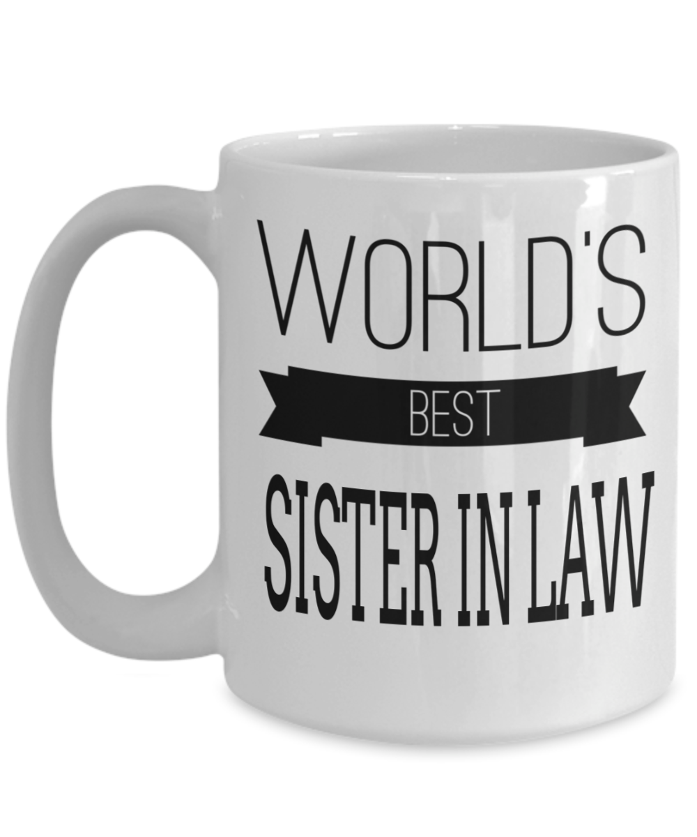 Future Sister In Law Gift Ideas Sister In Law Coffee Mugs For Her