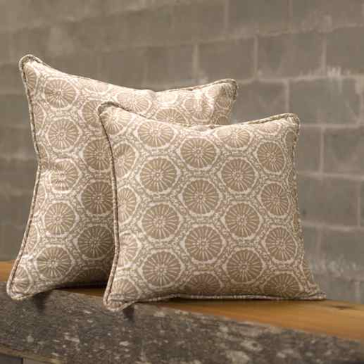 (H) Batik Sand Cushion Cover Available in 2 Sizes : The Heather Company...