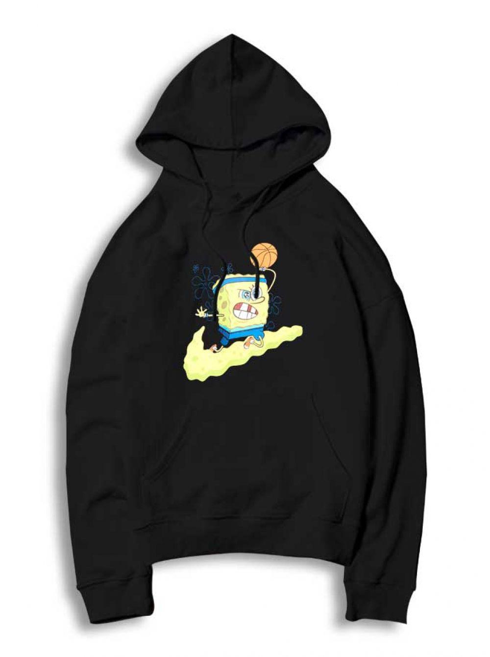 spongebob x nike sweatshirt