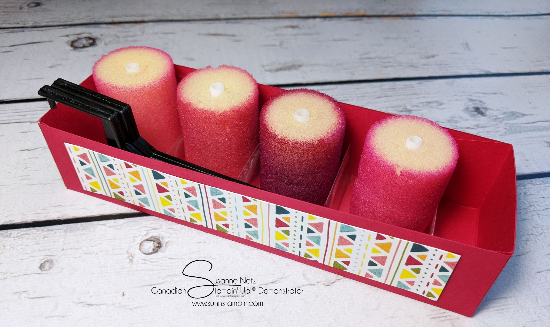Fabricate friday sponge roller holder sponge rollers