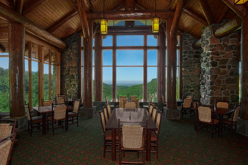 Mather Lodge at Petit Jean State Park reopens on May 8th