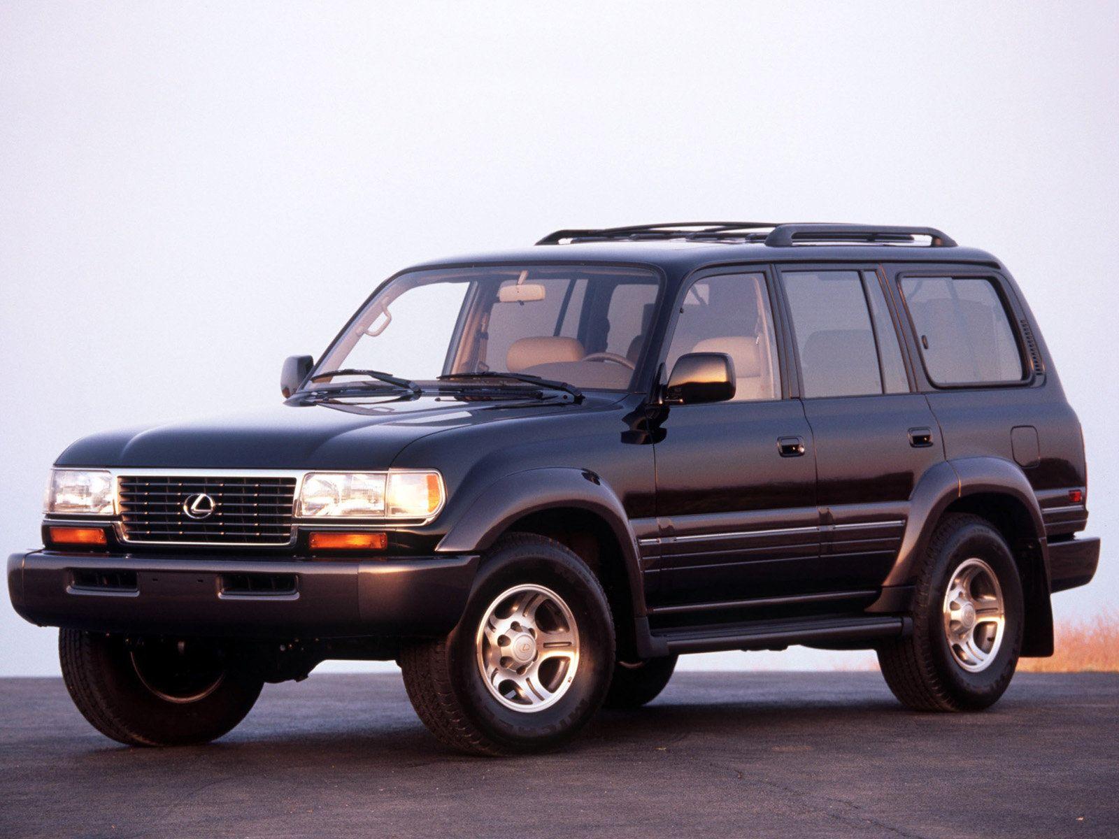 Lexus Lx 450 1996 M Y Land Cruiser Toyota Camionetas