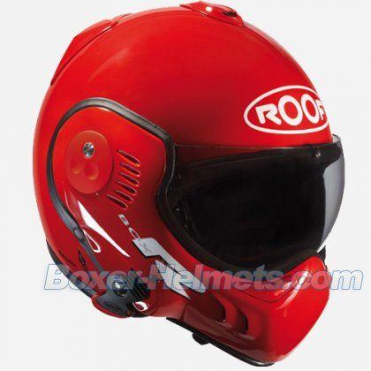 Roof Boxer V8 R Gloss Red Helmet Boxer Helmets Com Red Helmet Motorbike Helmet Helmet Concept