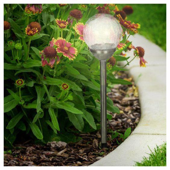 Iluminación para el jardín Ideas para iluminar el Jardín Pinterest - iluminacion jardin