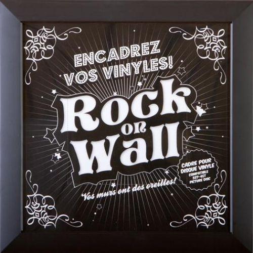 Cadre noir pour vinyle 33T et 45T - Musique Produits dérivés MUSIQUE  21€
