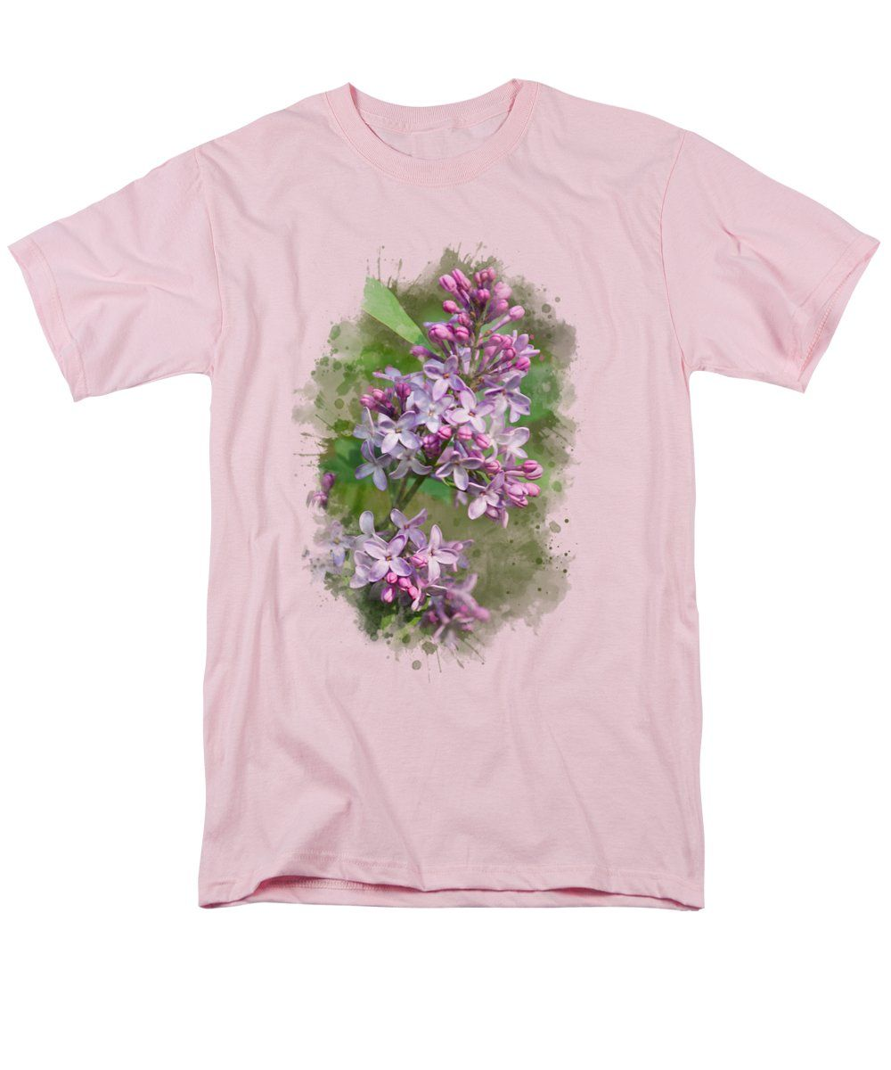Lilac Watercolor Art T Shirt For Sale By Christina Rollo