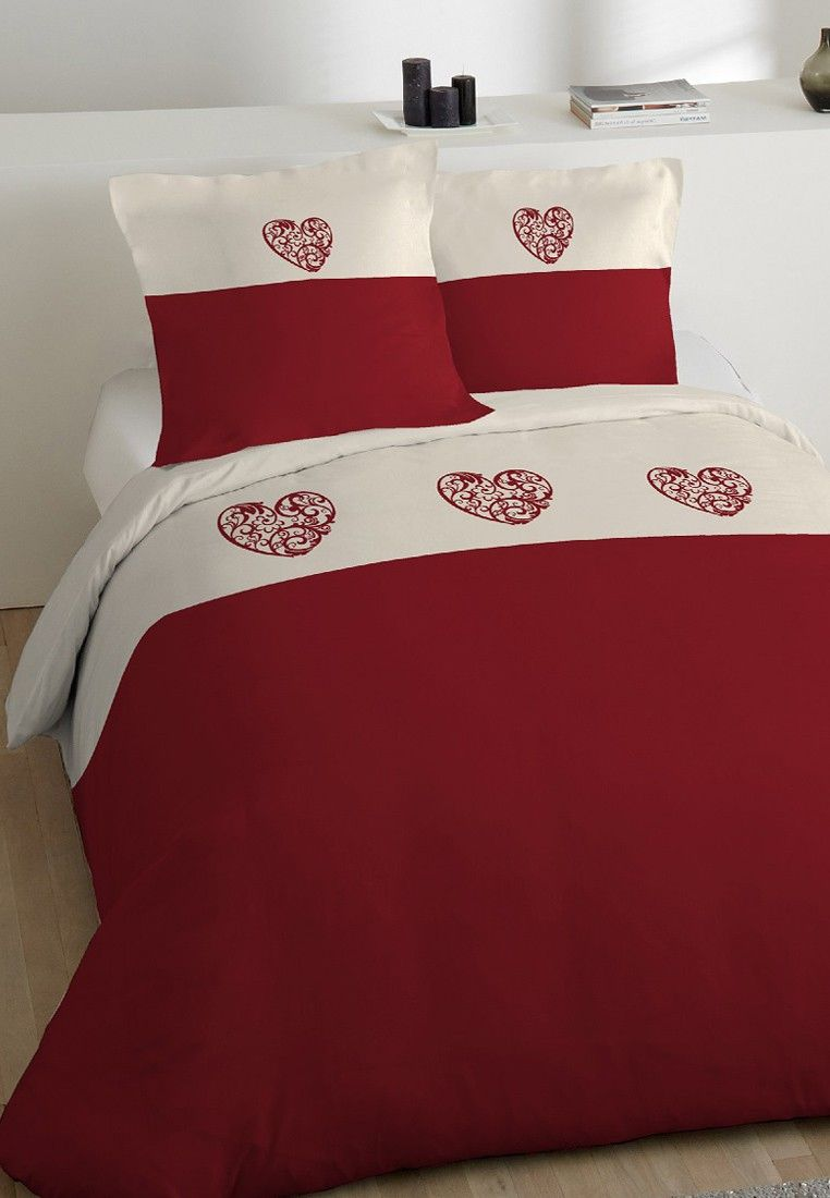 Idee Deco Pour Une Chambre Ambiance Chalet Parure De Lit Decoration Chambre Comptoirdestisseurs Bed Overtrekken