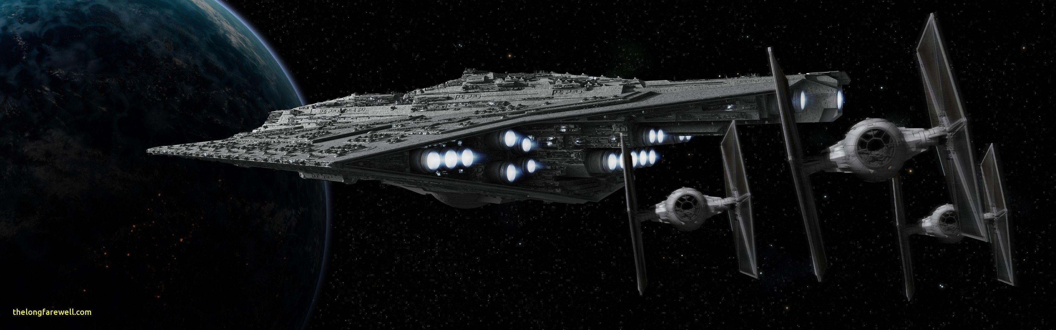Beautiful Star Wars Triple Monitor Wallpaper