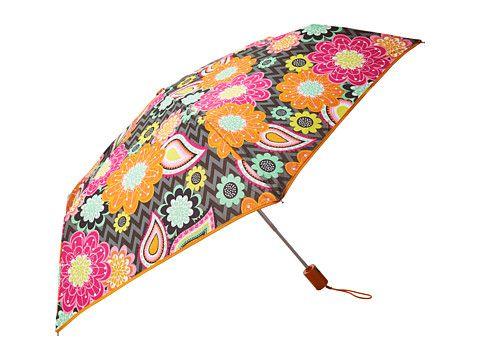 Vera Bradley Umbrella Ziggy Zinnia - Zappos.com Free Shipping BOTH Ways