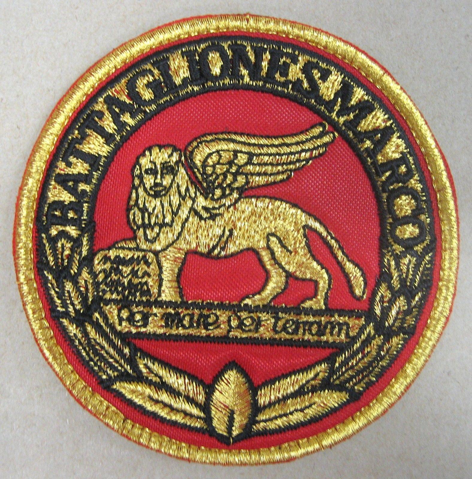 Pin Su Italy Special Elite Forces