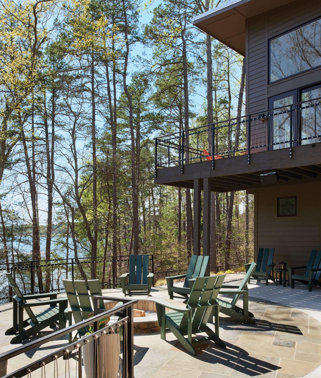 Beautiful Lake House Decor Inspiration: Summer Escape: Inside Three Beautiful Southern Lake Houses