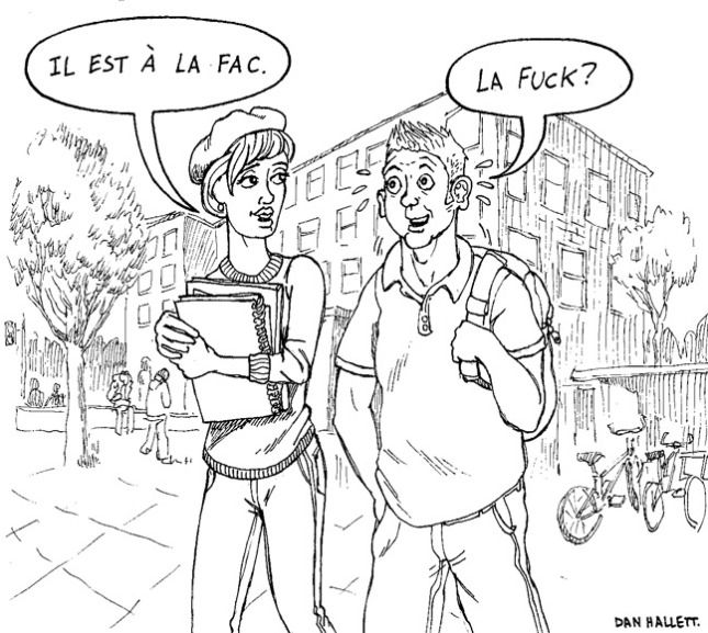 Moins d'européens peuvent communiquer entre eux dans une langue étrangère