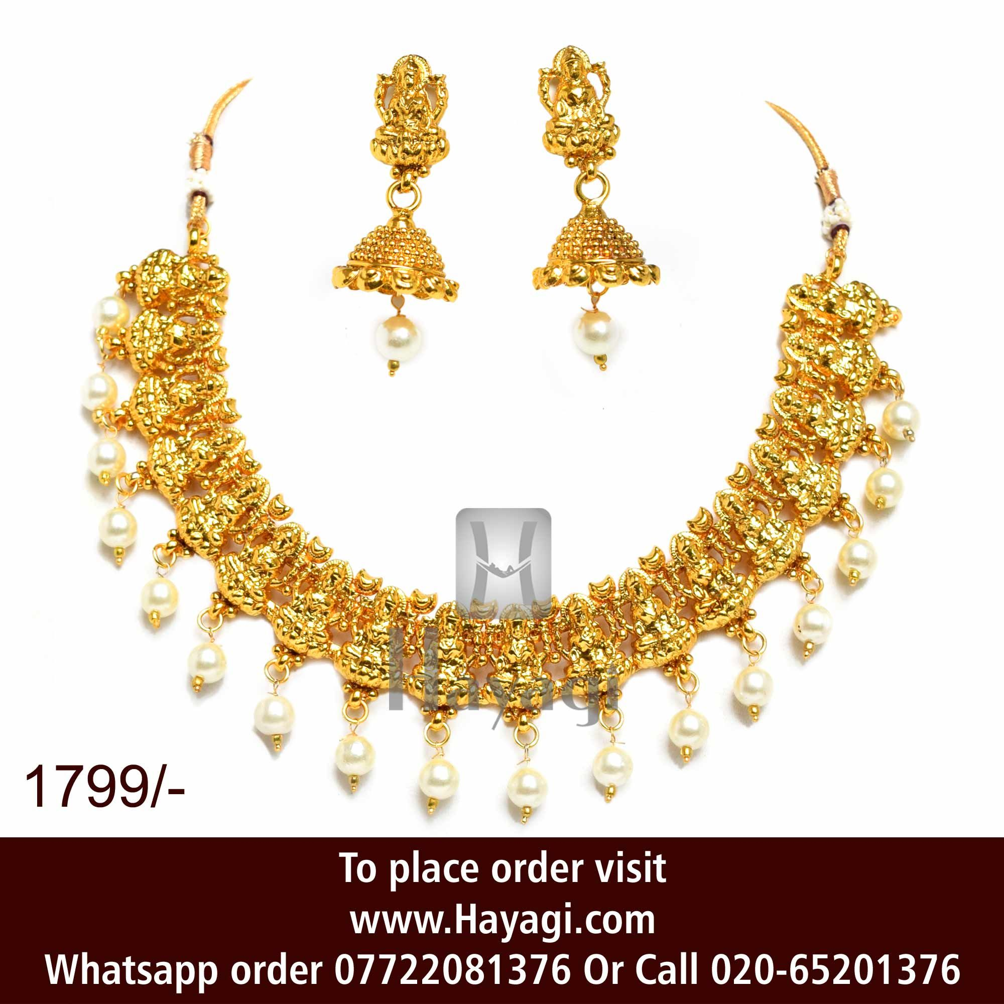 34a8e28b52032 Pin by Hayagi on Necklace Online Shopping India, Indian Imitation ...
