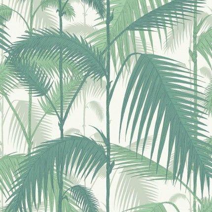 Papier peint Palm - Cole and Son Papier peint, Peindre et Papier