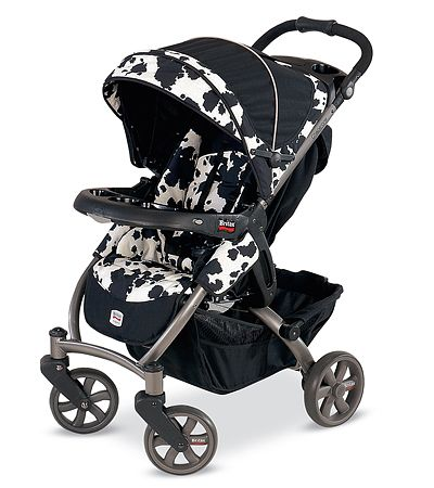 Stroller Cow Print Awesome I Have To This