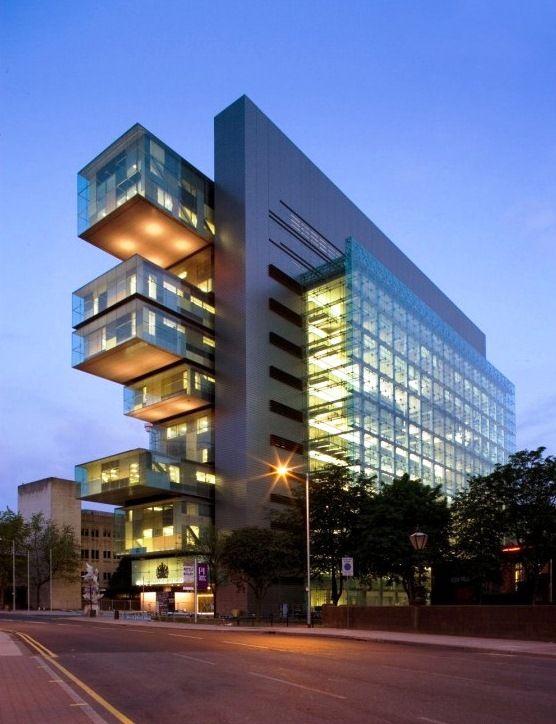 Centro de Justicia, Manchester