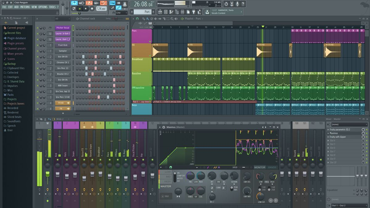 refx nexus for fl studio 11