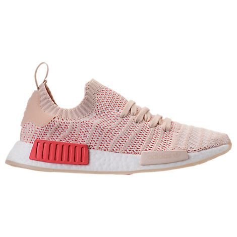 ADIDAS ORIGINALS WOMEN S NMD R1 STLT PRIMEKNIT CASUAL SHOES ed2188b99